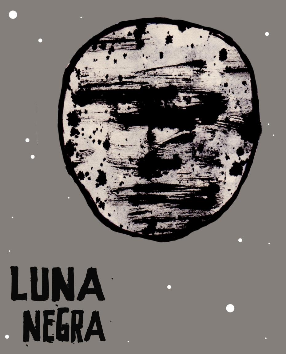 Luna Negra by Genevieve Roudané