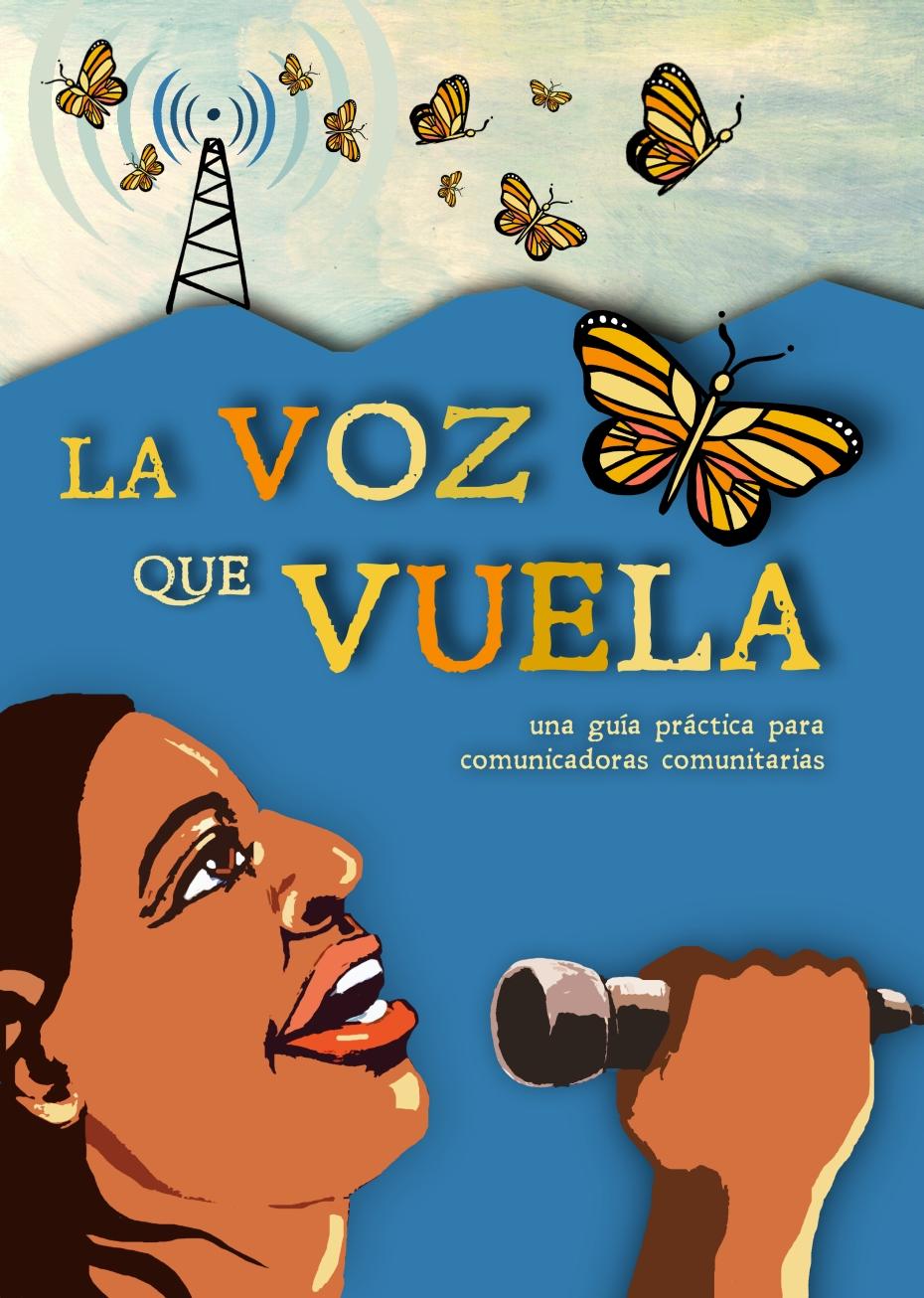 La Voz Que Vuela by Genevieve Roudané